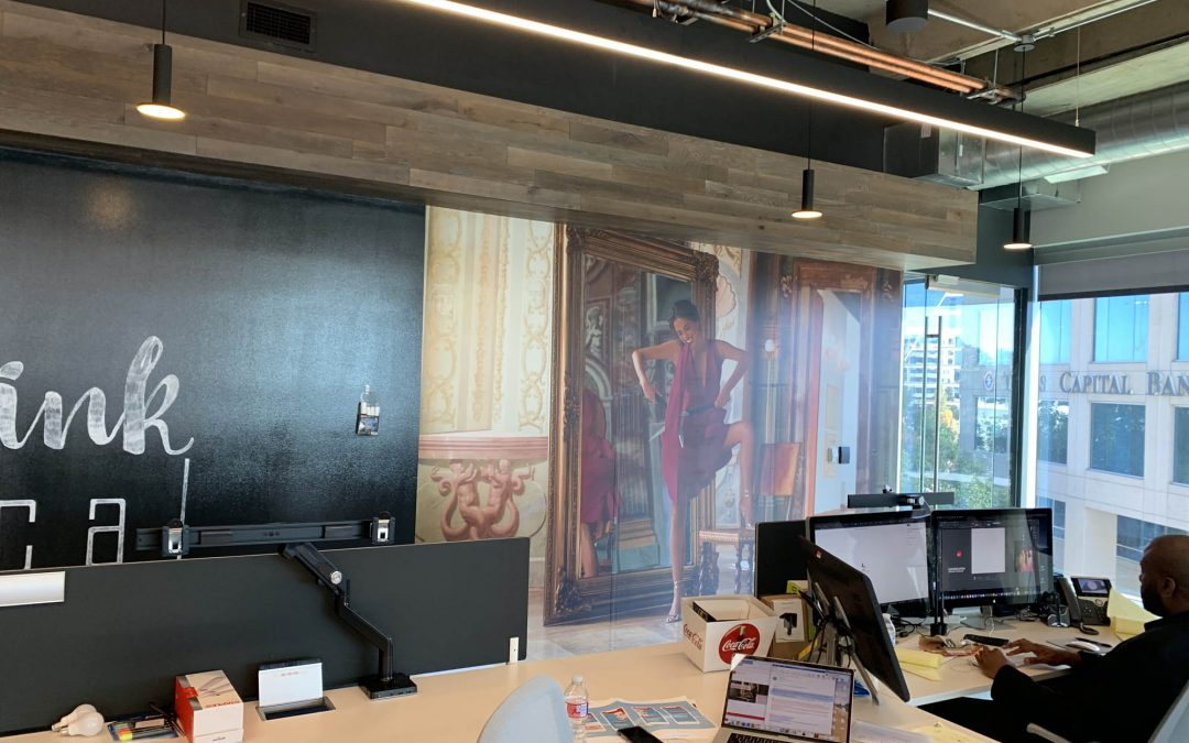 European Wax Wall and Glass Wraps